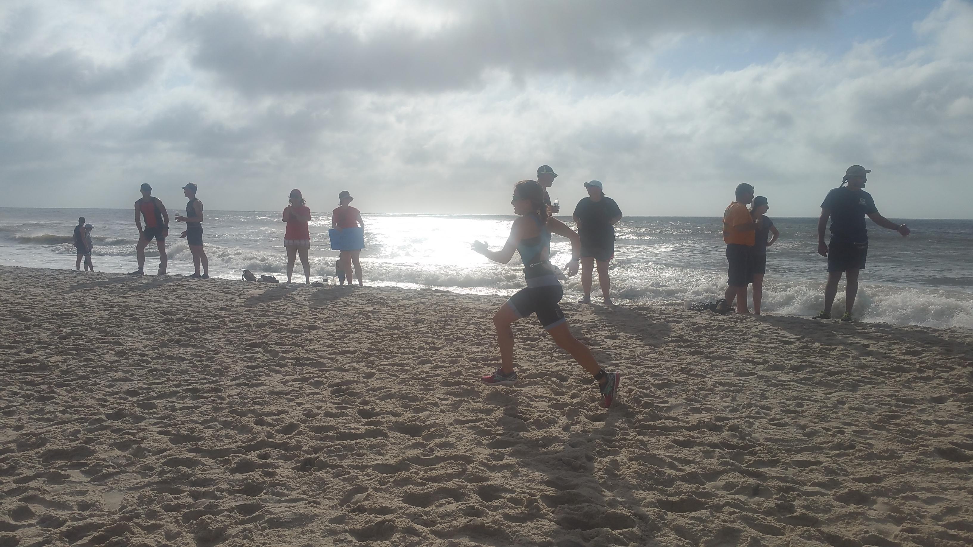 Cape Fear Tri Club at the Carolina Beach Double Sprint